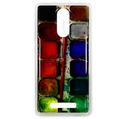 Накладка силиконовая IceTwice Xiaomi Redmi Note 3 Краски №710