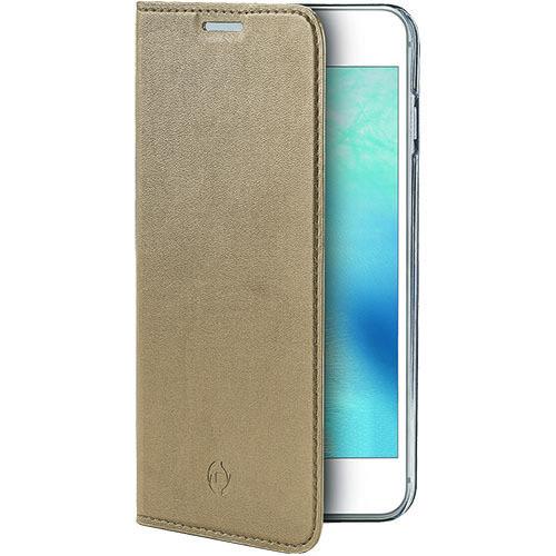 Чехол-книжка Celly Air Case Samsung Galaxy A5 (2017) Gold