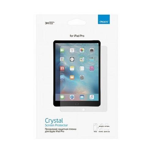 Защитная пленка Deppa Apple iPad Pro Clear