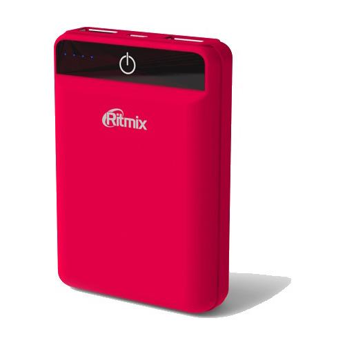 Внешний аккумулятор RITMIX RPB-10003L 10000 mAh Coral