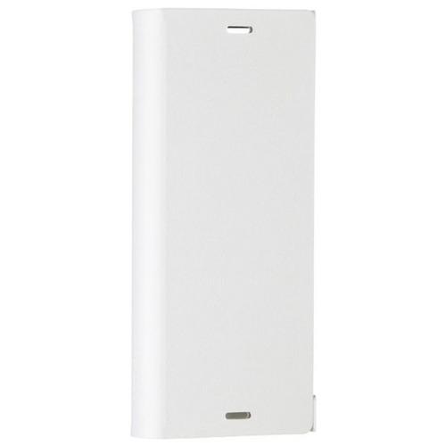 Чехол-книжка Sony FlipCover для Xperia X compact SCSF20 White