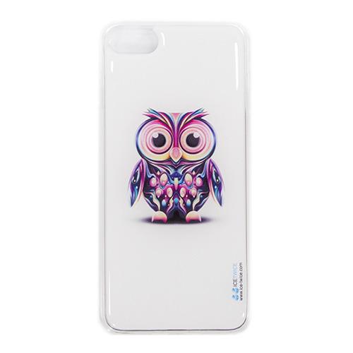 Накладка силиконовая IceTwice iPhone 7 / iPhone 8 Сова №730