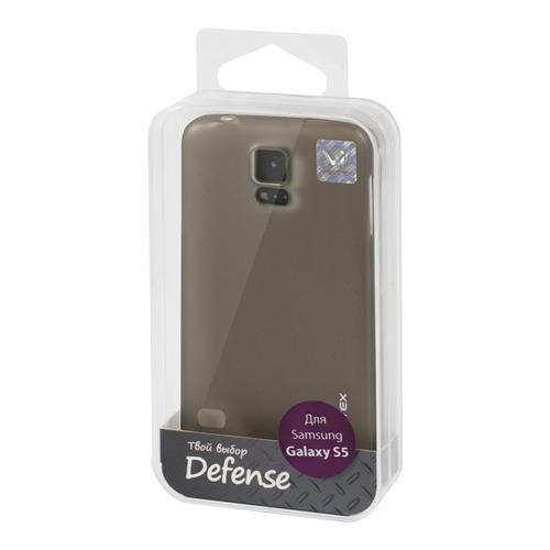 Накладка пластиковая Vertex Samsung Galaxy S5 Ultra Slim (CCS5TB) Grey