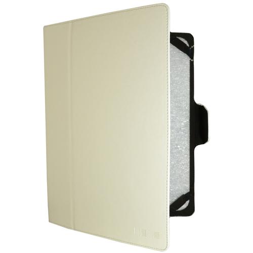 """Чехол - книжка InterStep Vels р2N 9.7"""" для эл. устройств кожаный белый"""