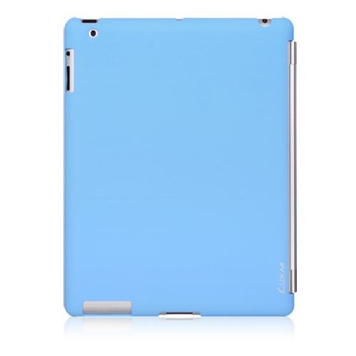 Накладка пластиковая Luxa2 iPad 2/3/4 Tough Case Plus Blue