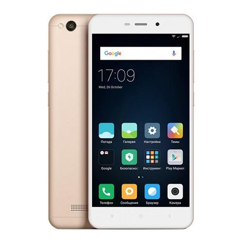 Телефон Xiaomi Redmi 4A 16Gb Gold фото