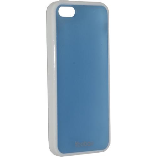 Накладка пластиковая Yoobao 2in1 Protect Case for iPhone 5 Blue