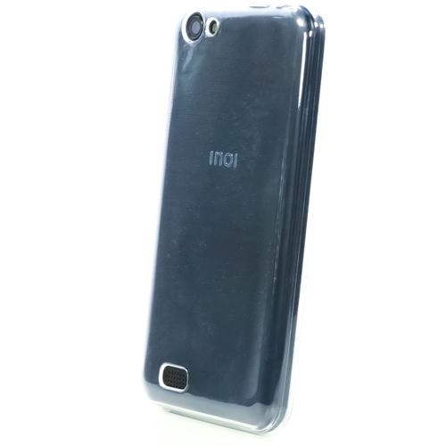 Накладка силиконовая INOI 2/2Lite Clear фото 6