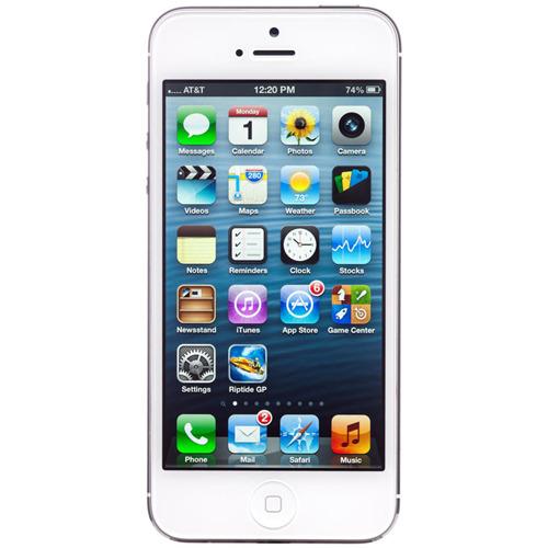 Телефон Apple iPhone 5 16Gb White