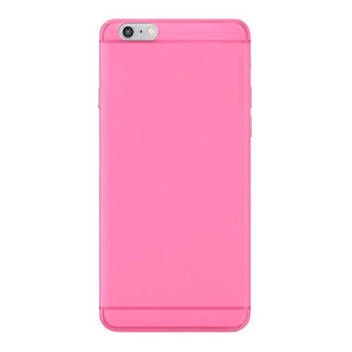 Накладка пластиковая для iPhone 6 Plus 0.4mm, Deppa Sky Case, Pink