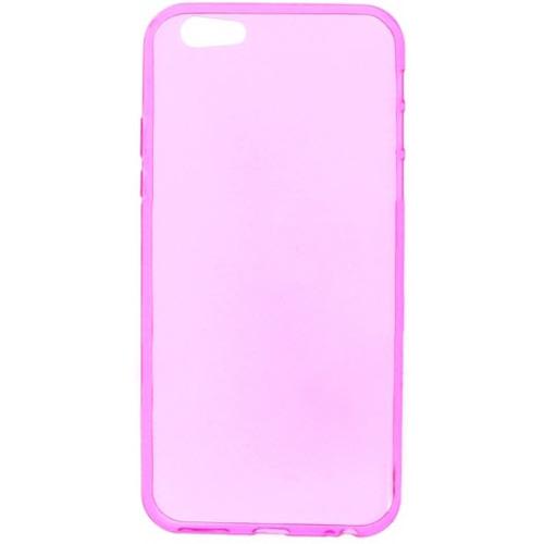Накладка силиконовая Goodcom Ultra slim iPhone 6 Pink