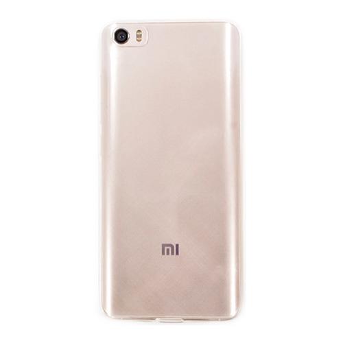 Накладка силиконовая Goodcom Ultra slim Xiaomi MI5 White