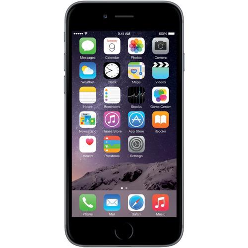 Телефон Apple iPhone 6 128 Gb Space gray