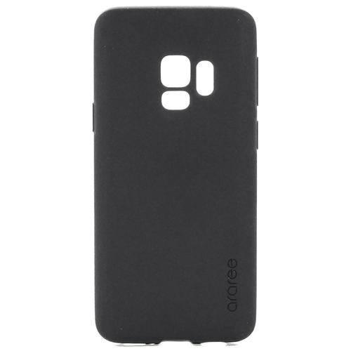 Накладка пластиковая Araree Samsung Galaxy S9 Airfit Black (GP-G960KDCPAIB)