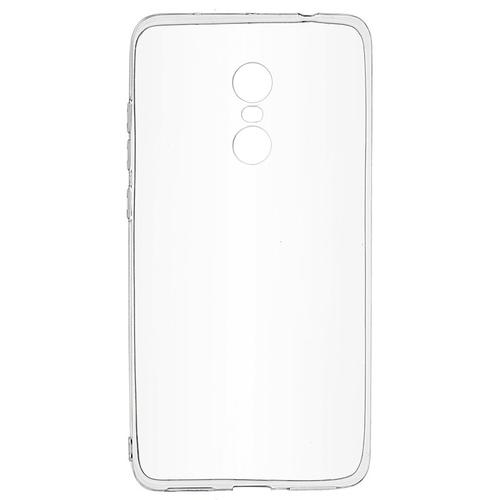 Накладка силиконовая skinBox slim Xiaomi Redmi Note 4 Clear