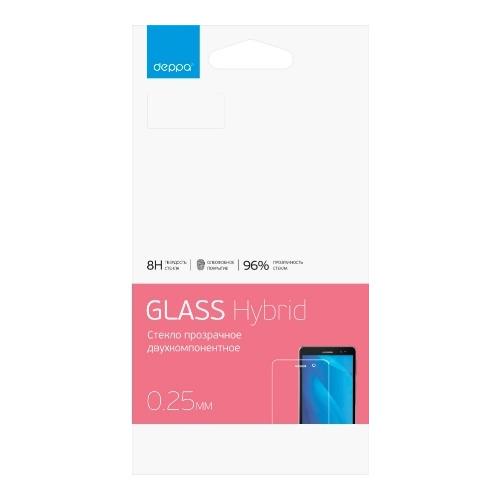 Защитное стекло Deppa Xiaomi Redmi 3 Hybrid 0.2mm