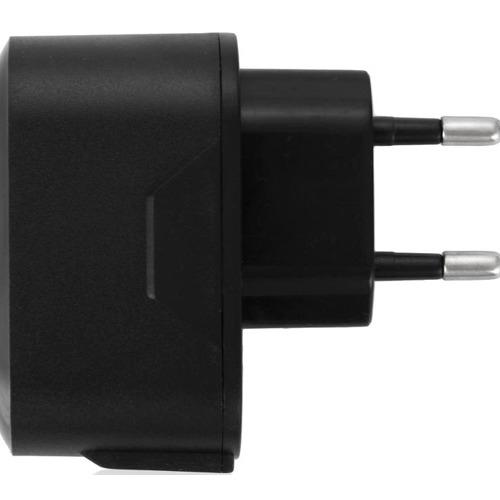 Сетевое зарядное устройство Deppa Prime Line micro USB 1000mAh Black