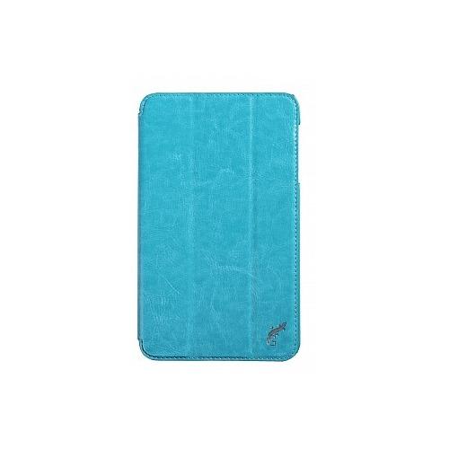 "Чехол-флип G-Case Slim Premium Samsung Galaxy Tab4 T330 8.0"" Blue (GG-364)"