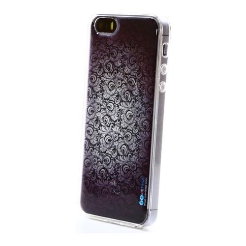 Накладка силиконовая IceTwice iPhone 5/5S/SE Обои №487