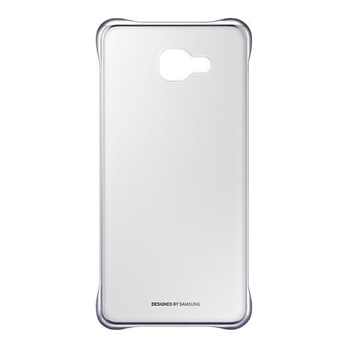 Накладка пластиковая Samsung Clear Galaxy A7 (2016) EF-QA710CSEGRU Silver