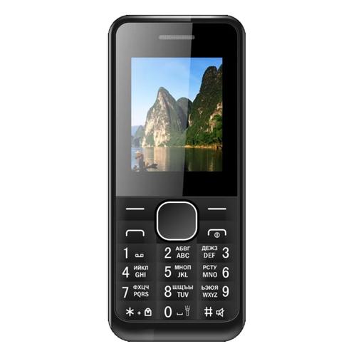 Телефон Irbis SF04 Black
