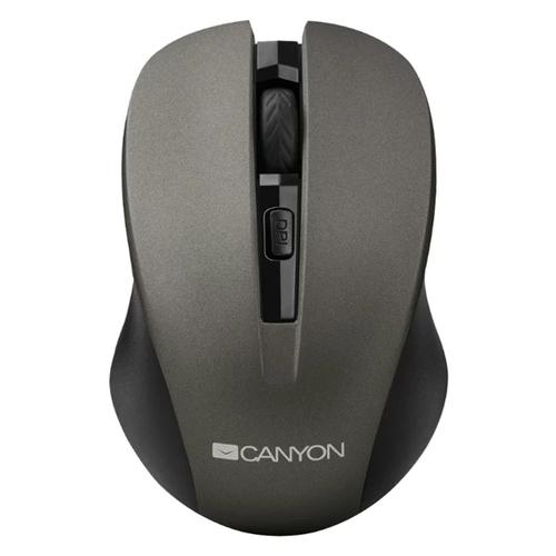 Мышь Canyon CNE-CMSW1 USB беспроводная Black