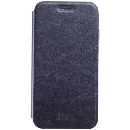 Чехол - книжка skinBOX Lux HTC Desire 616 Black