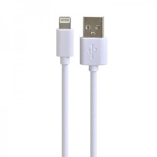 USB кабель RedLine 8-pin 1m White