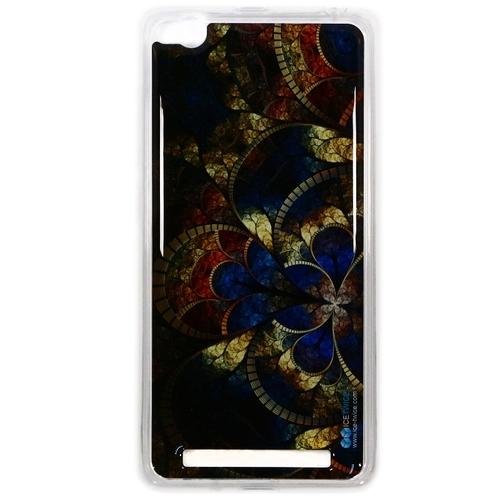 Накладка силиконовая IceTwice Xiaomi Redmi 3 Мозаика №637