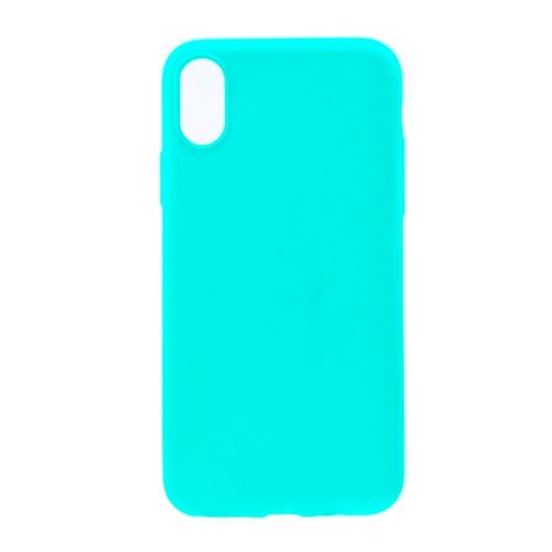 Накладка силиконовая Anycase Iphone X Matt Mint
