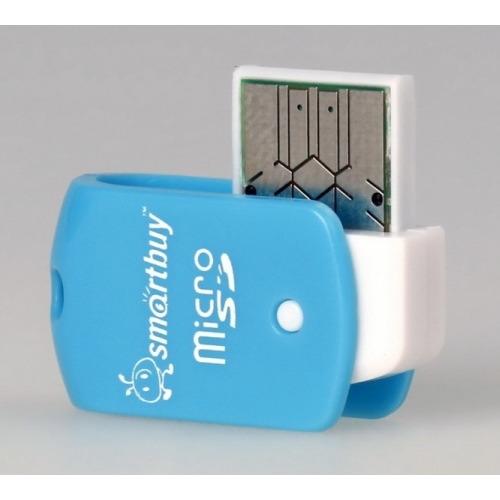 USB картридер Smartbuy SBR-706B USB 2.0