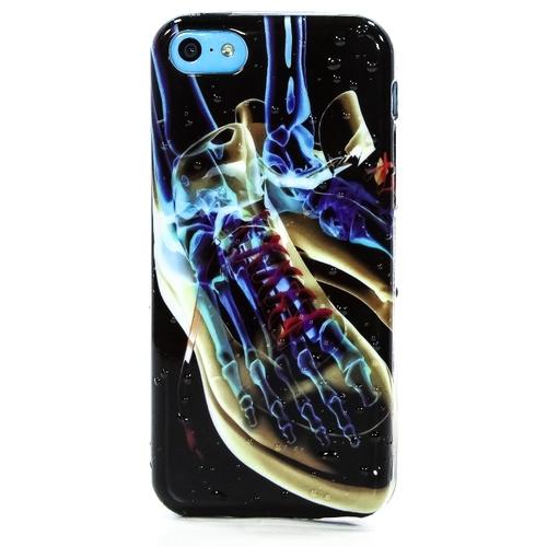 Накладка силиконовая iPhone 5C Рентген (SDST)