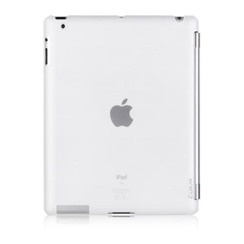 Накладка пластиковая Luxa2 iPad 2/3/4 Tough Case Plus белый