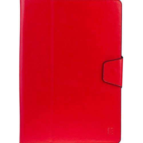 Чехол - книжка InterStep Vels р7М 7.5-8' для эл. устройств кожаный красный