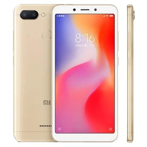 Телефон Xiaomi Redmi 6 32Gb Ram 3Gb Gold фото