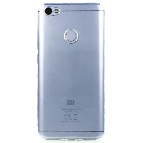 Накладка силиконовая Goodcom Ultra slim Xiaomi Redmi Note 5A Prime Clear фото