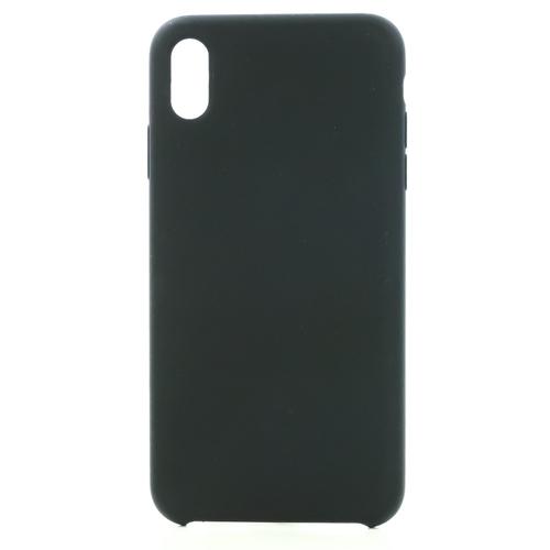 Накладка силиконовая uBear Touch Case iPhone Xs Max Black