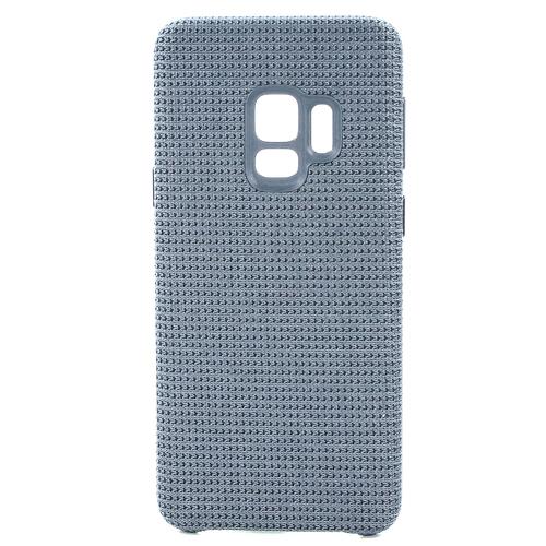 Накладка пластиковая Samsung Hyperknit Cover для Galaxy S9 (EF-GG960FJEGRU) Gray