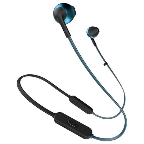 Bluetooth стереогарнитура JBL T205BT Blue