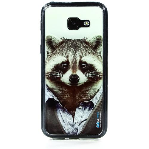Накладка силиконовая на Samsung Galaxy A5 (2017) IceTwice Енот №986