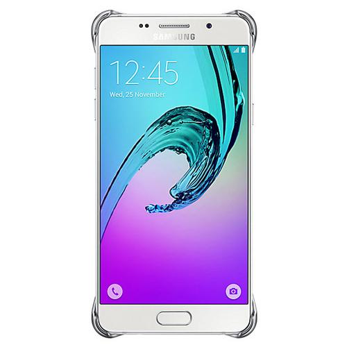 Накладка пластиковая Clear Cover Samsung Galaxy A5 (2016) (EF-QA510CSEGRU) Silver