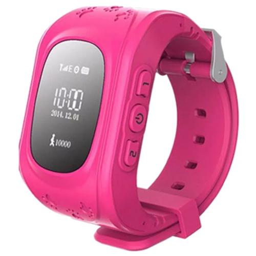 Умные часы Кнопка Жизни K911 детские Pink
