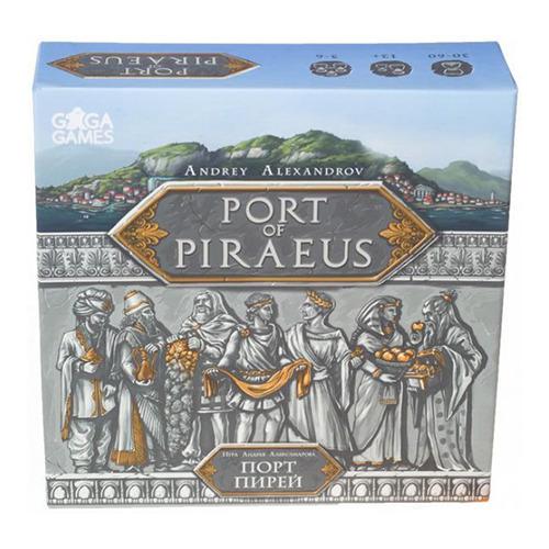 Настольная игра Порт Пирей