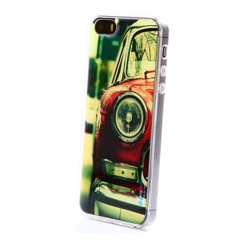 Накладка силиконовая IceTwice iPhone 5/5S/SE Авто №715