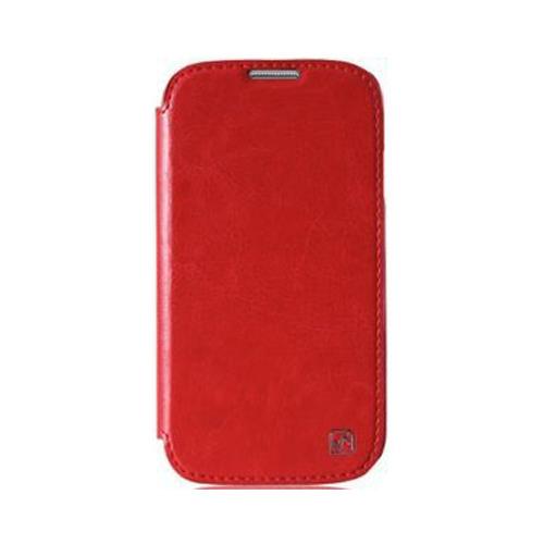 Чехол-книжка HOCO Samsung I9500 Galaxy S4 Duck Rose Red