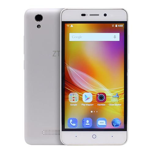 Телефон ZTE Blade X3 White