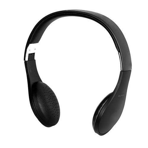 Bluetooth стереогарнитура Qumo Octava 2 Black