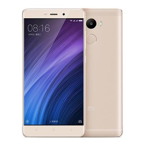 Телефон Xiaomi Redmi 4 16Gb Gold фото