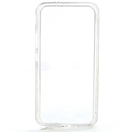 Накладка пластиковая Goodcase HTC U11 Бампер Clear