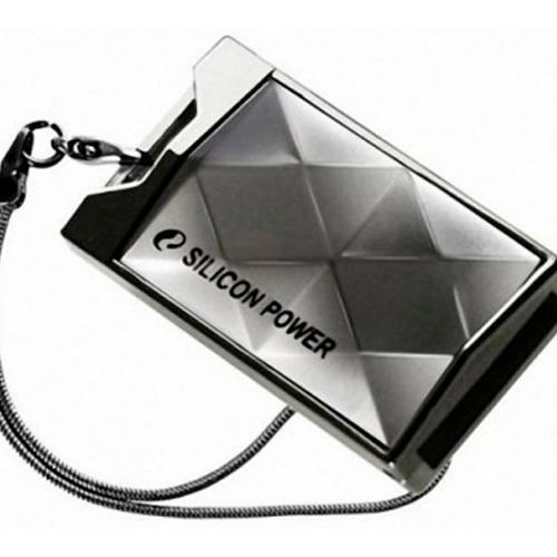 Флешка USB Silicon Power Touch 850 (8Gb) Titan
